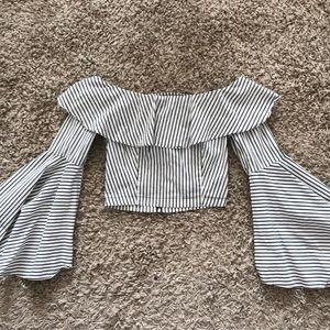Off the shoulder Night Out Top